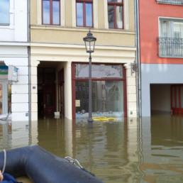 Auf den Punkt Architekten Dresden - Diverse Schadensgutachten nach Hochwasser mit Ermittlung der Wiederherstellungskosten