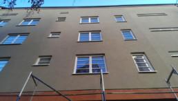 Auf den Punkt Architekten Dresden - Energetische Sanierung (Fenster + WDVS) im bewohntem Zustand 2