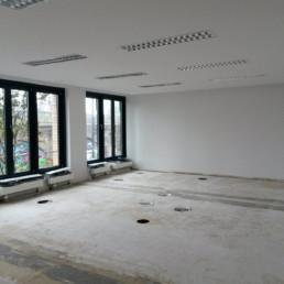 Auf den Punkt Architekten Dresden - Erneuerung und Modernisierung Innenausbau bei laufendem Bürobetrieb 2