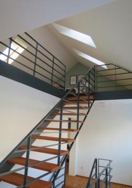 Auf den Punkt Architekten Dresden - Neubau eines Einfamilienhauses