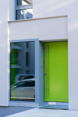Auf den Punkt Architekten Dresden - Neubau eines Mehrfamilienhauses