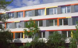 Auf den Punkt Architekten Dresden - Energetische Sanierung eines Schulhauses