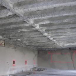Auf den Punkt Architekten Dresden - Statische Ertüchtigung und Erhöhung des Feuerwiderstandes von Geschossdecken bei laufendem Institutsbetrieb 4