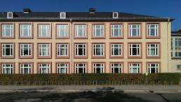 Auf den Punkt Architekten - Ergänzung außenliegender Sonnenschutz